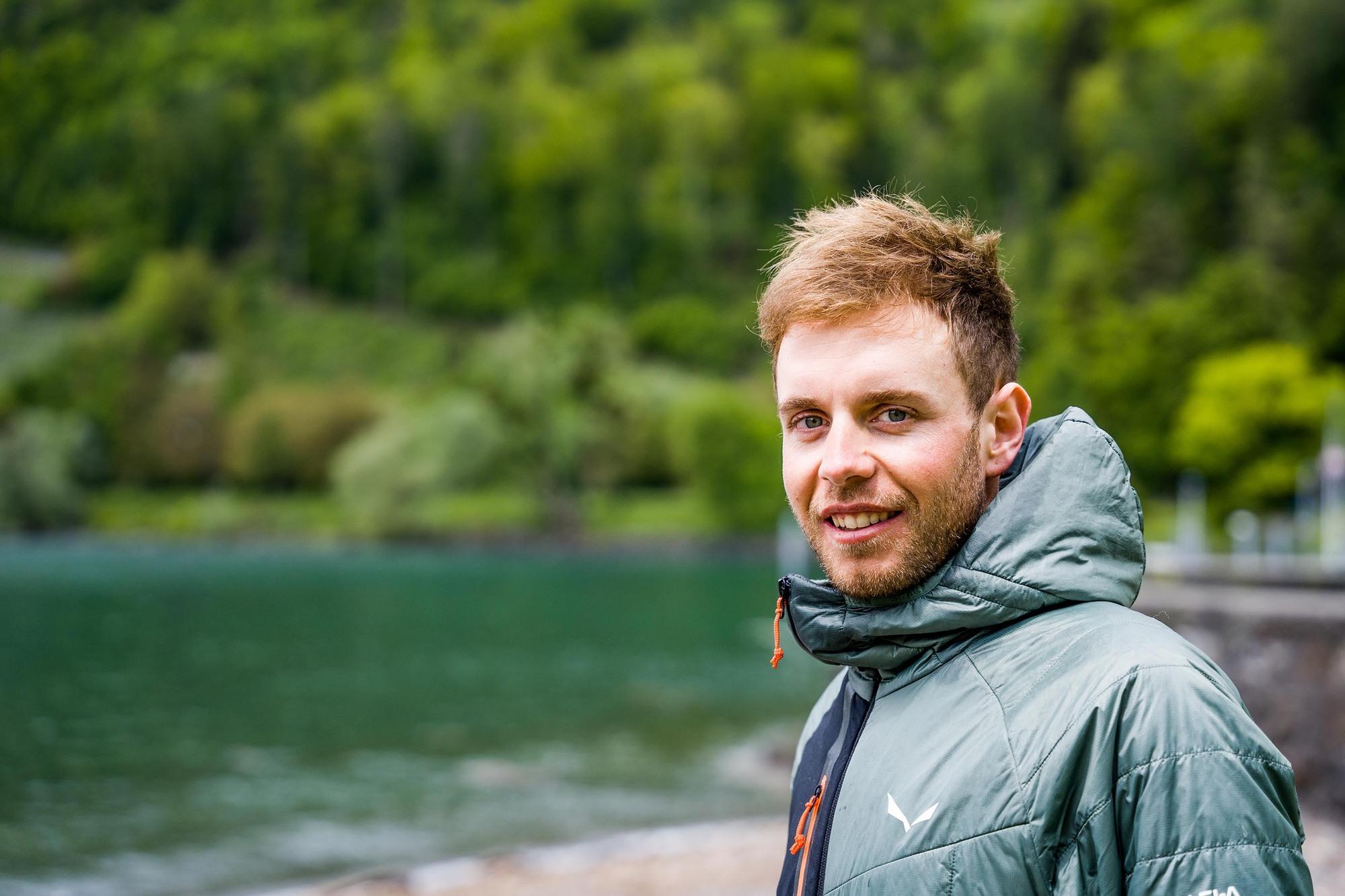 Pascal Schumacher startet das dritte Salewa Hüttenpraktikum