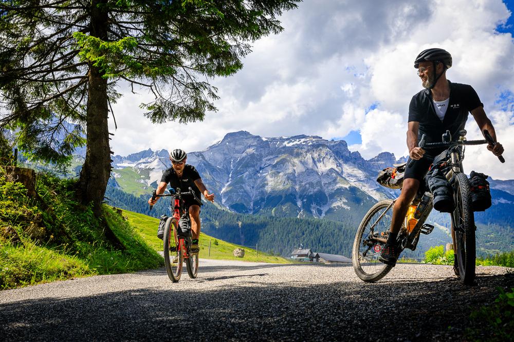 Dead Ends & Cake: Mit dem Velo in die schönsten Sackgassen der Ostschweiz