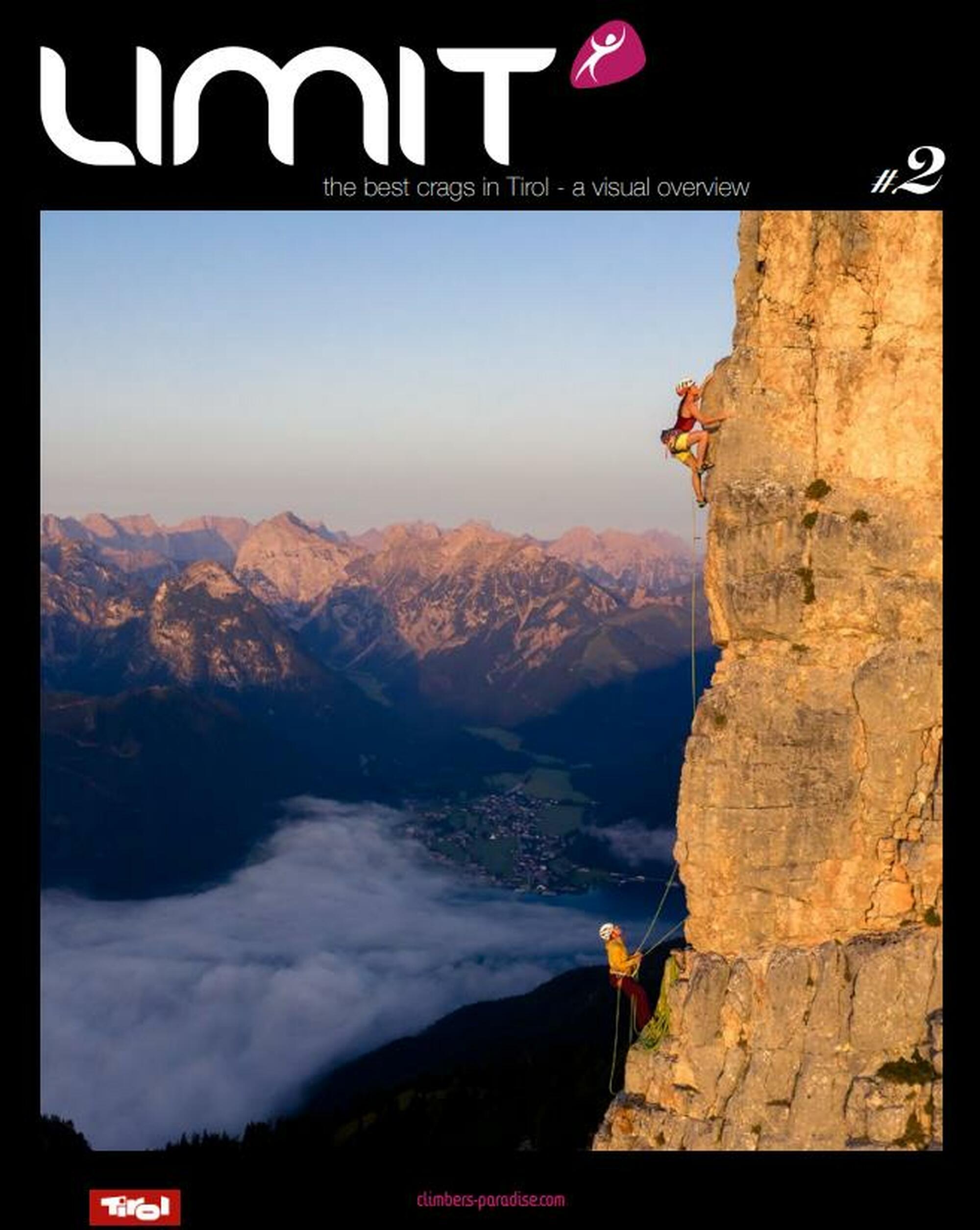 Limit – Alpinklettermagazin aus Tirol