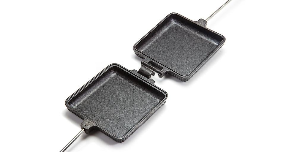 Petromax Sandwicheisen sw-iron