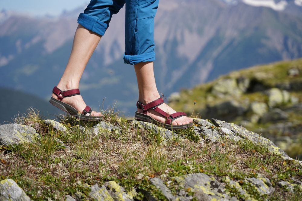 Im Test: Lizard Super Hike Sandale