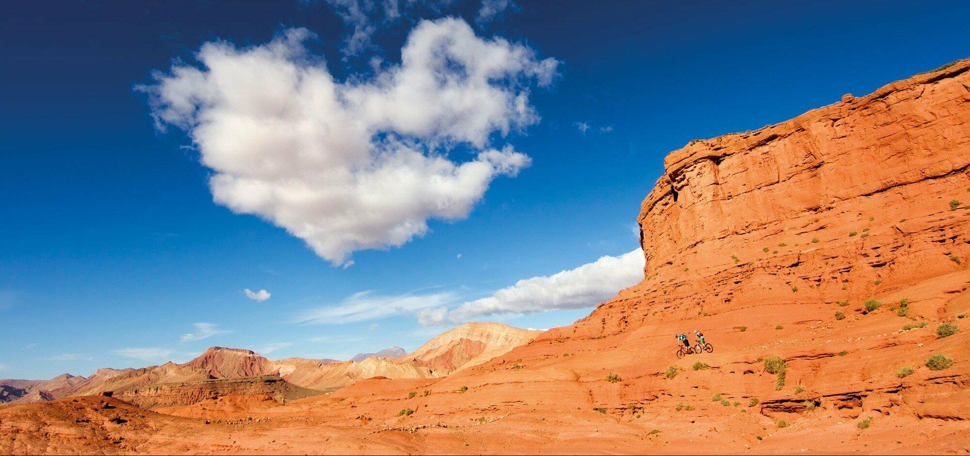 Auf den Spuren der Berber – Mountainbiken in Marokko